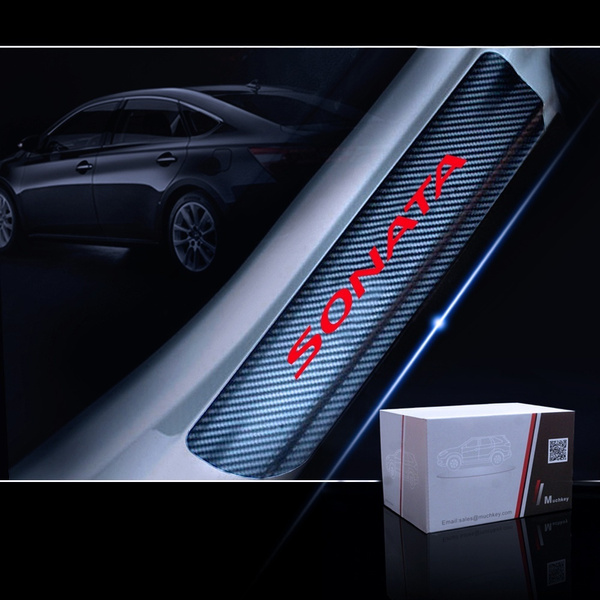 Wish For Hyundai Sonata Door Threshold Plate Door Entry Guard Door