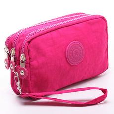keyholder, Shorts, zipperpurse, Womens Wallet