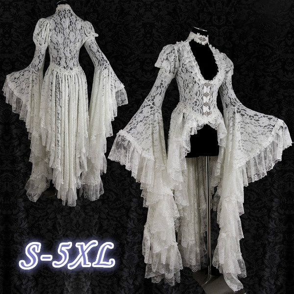 gowns, GOTHIC DRESS, Lace, Masquerade