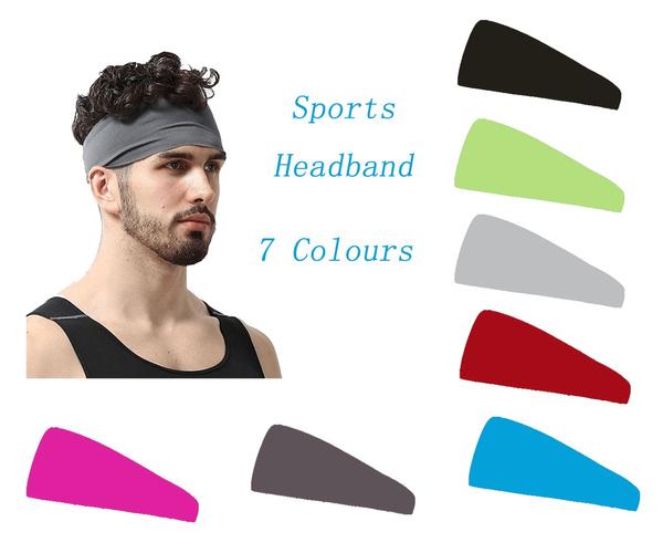 Sport, unisex, stretchheadband, mensheadband