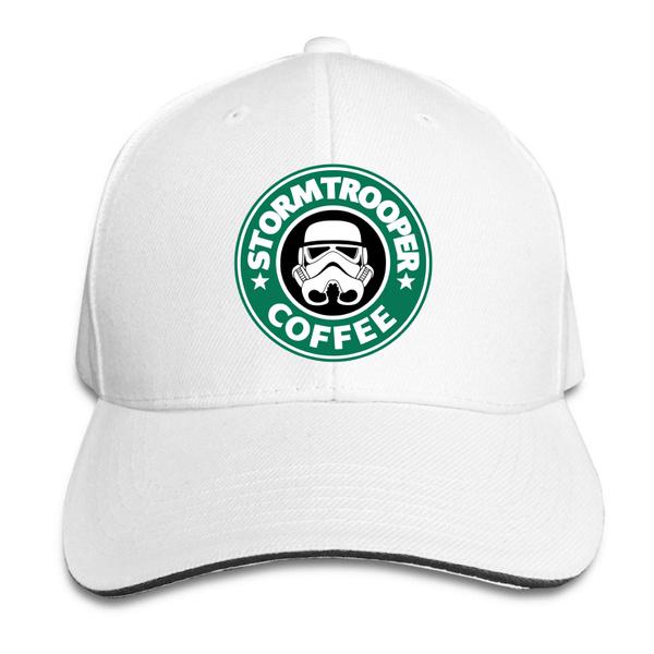bd298b395 Stormtrooper Coffee Star Wars Caps Hats Unisex Hats Men Hats Women Hats  Youth Hats Cotton Caps Baseball Caps Golf Hats Sports Cap Outdoors Cap ...