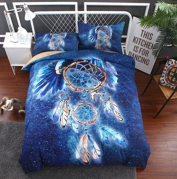 Dream Catcher Comforter Custom DreamCatcherBedding Wish
