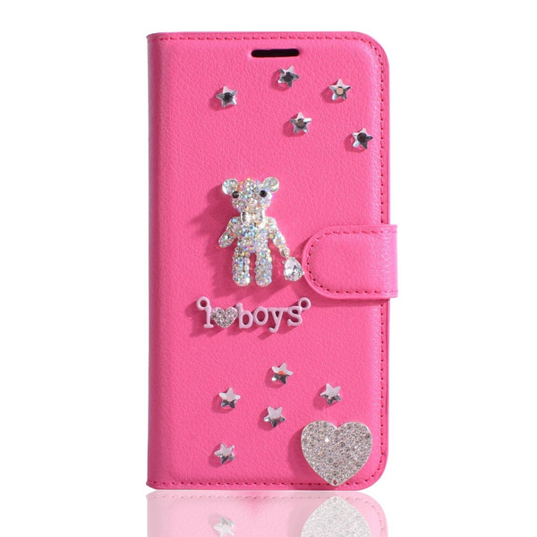 factory price af9fc 3da96 Fashion Galaxy Core Prime Case,abbliu [Card Slots] Luxury Bling Glitter  Sparkle Crystal Rhinestone Wallet Case PU Leather Purse Flip Stand Cover  for ...