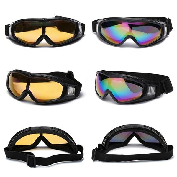 Anti-fog Motocross Goggles Motorcycle ATV Dirt Bike Off Road Sun Glasses Eyewear