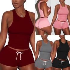 Shorts, pants, Short pants, Tops