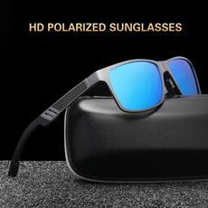 Aviator Sunglasses, Fashion Sunglasses, Men's Fashion, Aluminum
