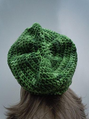 Wish Dreadlock Tam Hat For Dreads Rasta Tam Cap Hippie Hat Bag