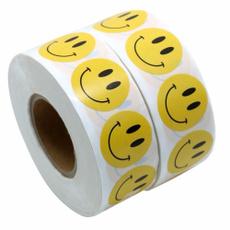 smileysticker, Home Decor, Stickers, smiley