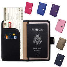 case, bagwallet, airticketscase, leather