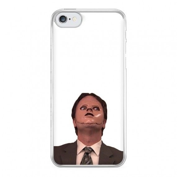 half off 3a112 af7db Dwight And The Dummy - The Office Phone Case For Iphone 6s 6plus 6splus 7  7plus 8 8plus Iphone X Samsung Galaxy S3 S4 S5 S6 S6edge S7 S7edge Note4 ...