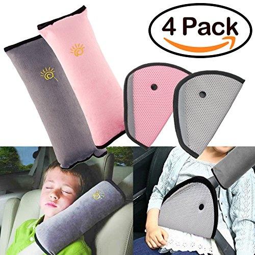 Kid Baby Auto Safety Car Seat Belt Children Shoulder Pad Cushion Support Pillow