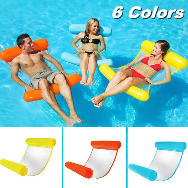 Foldable, Inflatable, Beds, swimgear