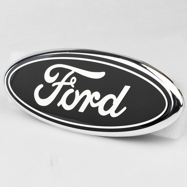 Wish Ford F Explorer Edge Front Grill Tailgate Oval Emblem Badge Decal Nameplate