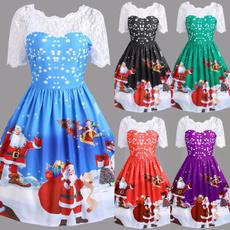 Moda, Encaje, Tunic dress, Sexy Dress