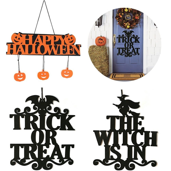 hangingsign, halloweenprop, Door, Home Decor