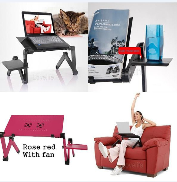 Excellent Laptop Table Adjustable Portable Bed Sofa Tray Book Stand Tabletop Tray Adjustable Portable Laptop Table Stand Lap Sofa Bed Tray Computer Notebook Theyellowbook Wood Chair Design Ideas Theyellowbookinfo