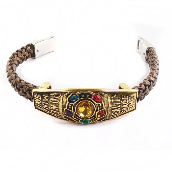 Bracelet, Infinity, avenger, Gifts