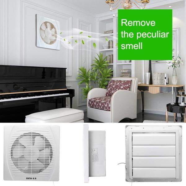 Abs Ventilation Extractor Fan 30w 8 Inch Kitchen Bathroom Window
