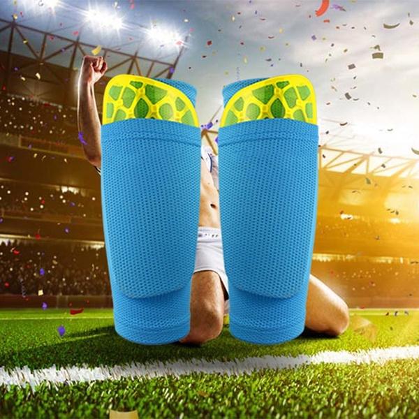 soccershinpad, Football, Elastic, Sleeve