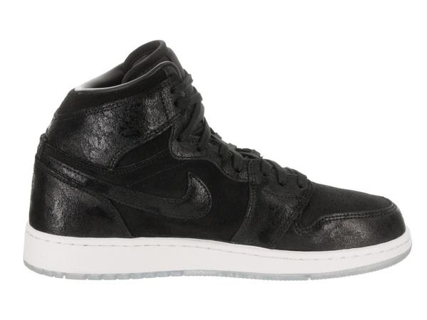 low priced 23177 b8d3d Wish   Nike Jordan Kids Air Jordan 1 Ret Hi Prem HC GG Basketball Shoe