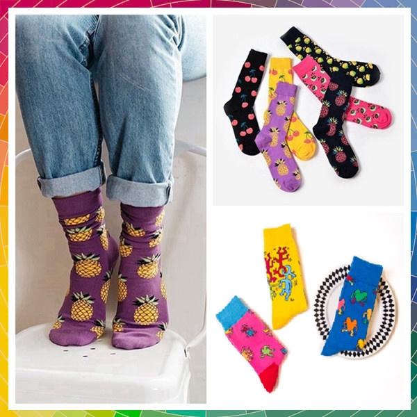 Funny, Cotton Socks, art, unisex