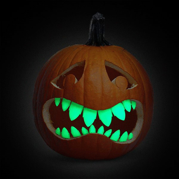 Dark, pumpkincarvingtool, pumpkincarvingkit, pumpkinteeth
