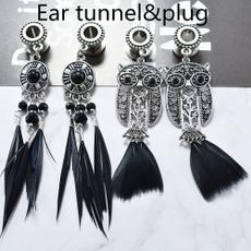gaugeearring, Dangle Earring, Jewelry, earexpander