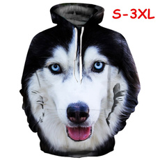 Funny, hooded, unisex clothing, 3D hoodies