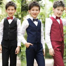 Boy, Vest, Cosplay, Dress