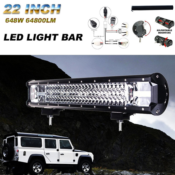 Outstanding 22 Inch Led White Amber Emergency Flashing Warning Light Car Work Light Car Off Road Vehicle Outdoor Lighting Site Lighting Home Remodeling Inspirations Basidirectenergyitoicom