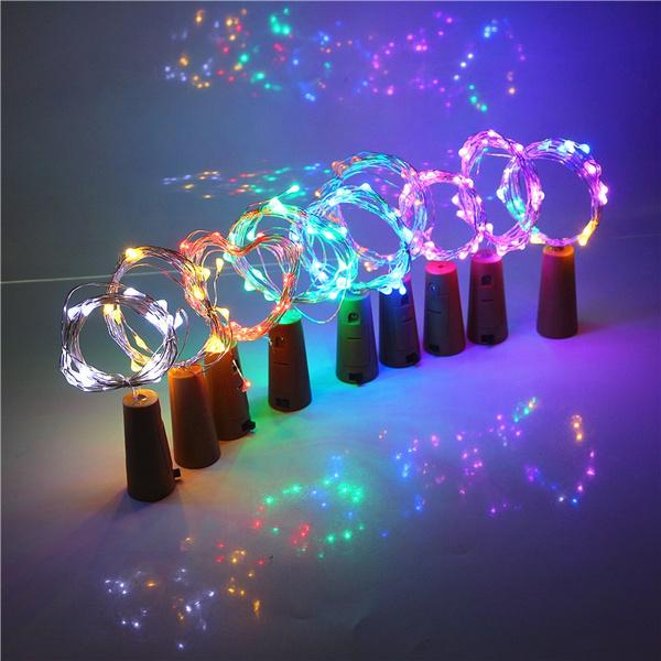 winecorklight, Lighting, lights, led