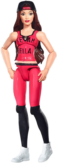 WWE Elite Collection Nikki Bella Deluxe Wrestling Figure Mattel