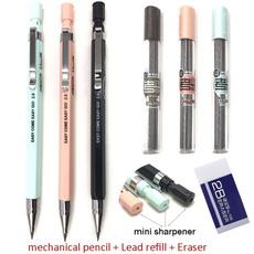 pencil, mechanicalpencilleadrefill, kidspencil, Student