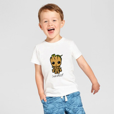 kids, Summer, Fashion, Cotton T Shirt