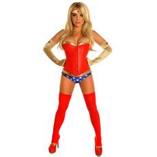 Cosplay, Superhero, Carnival, haloweencostume