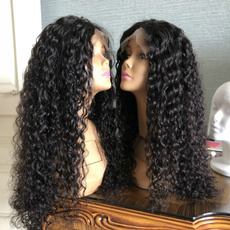 naturalcolorwig, wig, lacefrontal, Long wig