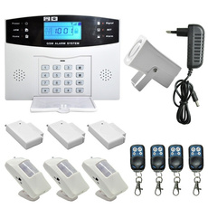 burglar, alarmsystem, Home & Living, gsm