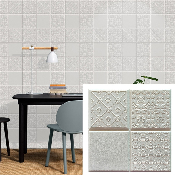 Wall Tile Stickers Self Adhesive