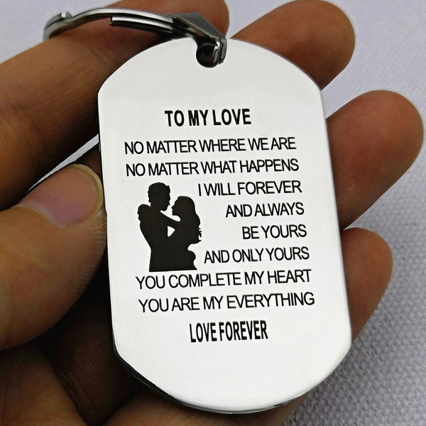 Steel, boyfriend, Stainless Steel, giftforgirlfriend