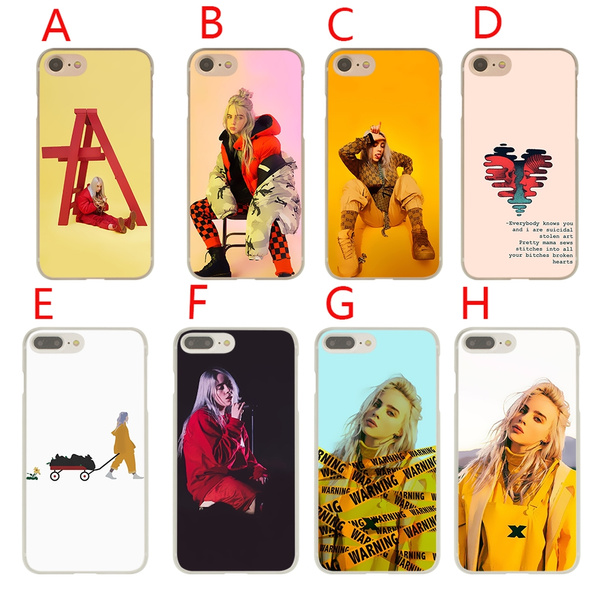 coque iphone 5 billie eilish