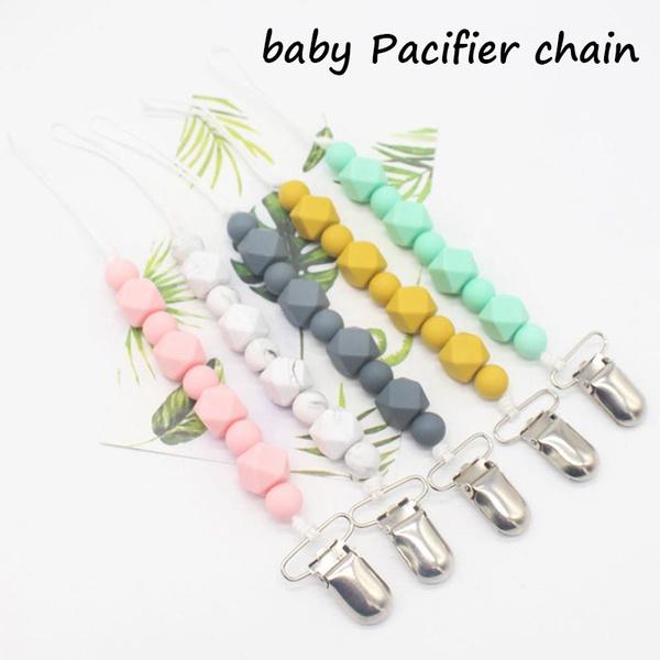 Baby, cute, nippleteetherclip, siliconepacifierclip