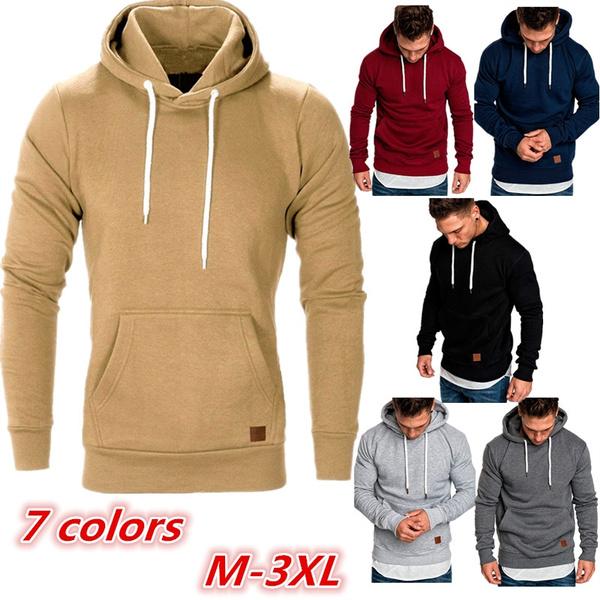 Hoodies, Fashion, cottonhoodiesmen, Winter