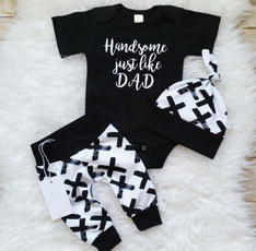 short sleeves, babyromperjumpsuit, Fashion, babyromper