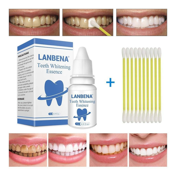 Teeth Whitening Products Bright Clean Stained Teeth Tea Stained