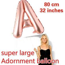 golden, numberfoilballoon, heliumfoilballoon, Aluminum