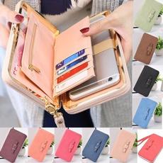bowknot, Capacity, Wallet, clutch bag