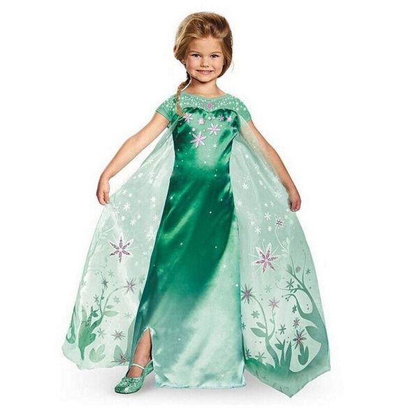 princess elsa dress in summer   Wish
