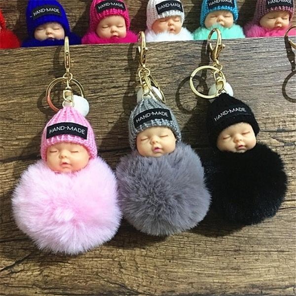 cute, Home Decor, Chain, doll