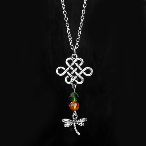 dragon fly, Irish, Women's Fashion & Accessories, Jewelry