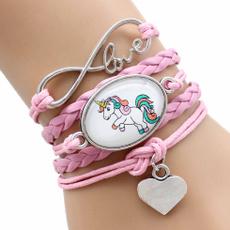 infinity bracelet, infinitylove, unicornhorse, Infinity